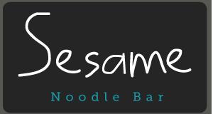 DEV: Sesame Noodle Bar